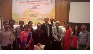 GRiP (Global Research in Paediatrics) workshoporganized by MUHS on 23rd& 24th March 2015 at Sahayadri guest house, Mumbai.
